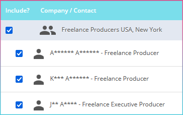 How to find US Freelance Agency Producers