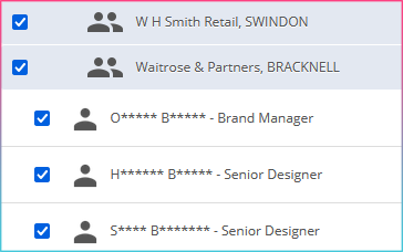 Find Lists of Creative Contacts at UK Corporations